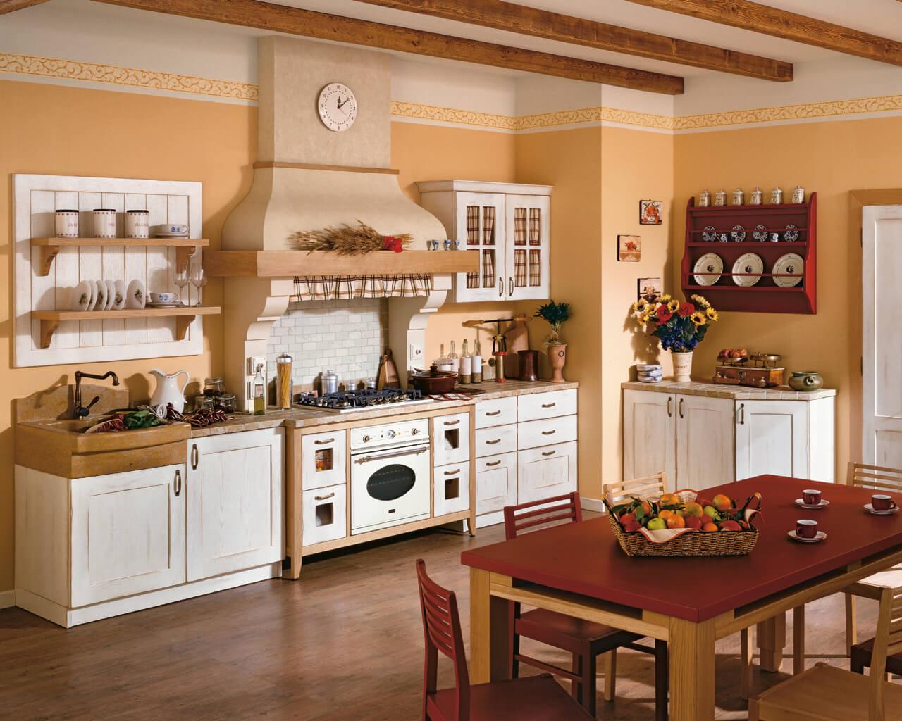 Verdiana kitchen